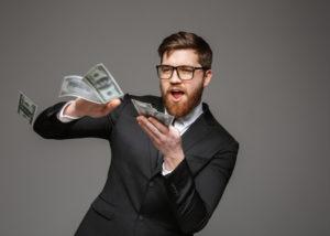 Ilustrasi Crazy Rich Usia Muda (Shutterstock)