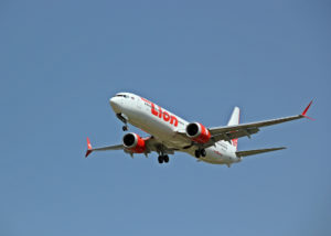 Pesawat Lion Air (Shutterstock)