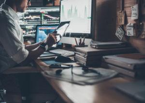 Ilustrasi Ekonomi Digital (Shutterstock)