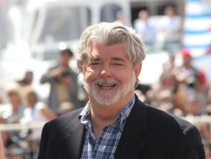 George Lucas, dibalik kesuksesan Film Star Wars