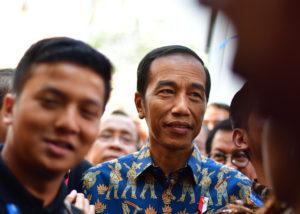 Presiden Jokowi (Shutterstock)