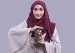 Ilustrasi investasi syariah. (Shutterstock)