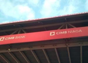 Bank CIMB Niaga (Shutterstock)