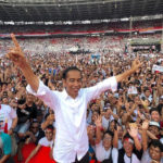 quick count jokowi
