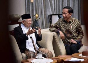 Jokowi Umumkan Kriteria Menteri (Instagram).