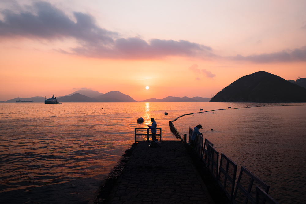 Golden Beach and Repulse Bay, Tempat wisata gratis di Hong Kong