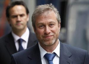Roman Abramovich, Pemilik Chelsea (Shutterstock)