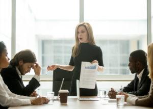 Gaya kepemimpinan menjadi indikator penting untuk memajukan perusahaan (Shutterstock).