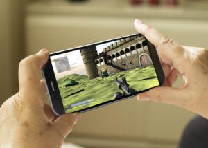 Handphone Gaming 2 Jutaan (Shutterstock).