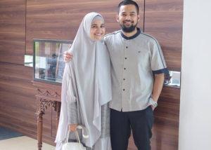 Pasangan Teuku Wisnu dan Shireen Sungkar baru saja memiliki hunian baru yang megah dan mewah (Instagram).