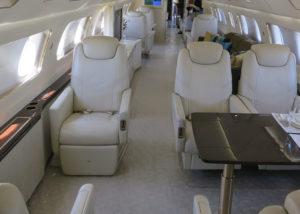 pesawat pribadi