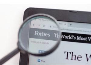 Perusahaan Indonesia Masuk Daftar Terbesar Dunia Versi Forbes (Shutterstock)