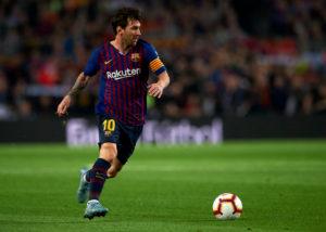 Lionel Messi jadi atlet dengan bayaran termahal di dunia 2019 (Shutterstock)