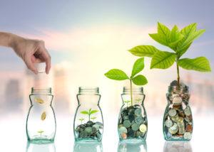Modal Investasi Bisa Didapatkan dengan mudah (Shutterstock).