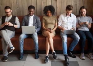 Prinsip kerja bagi Generasi Milenial (Shutterstock).