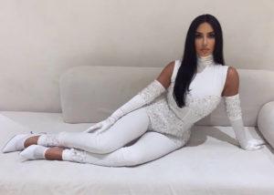 Sebelum bersama Kanye West, Kim Kardashian memang sempat berpacaran dengan orang-orang kaya lainnya (Instagram).
