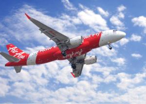 Air Asia Jadi Salah Satu Maskapai Asing di Indonesia (Shutterstock)