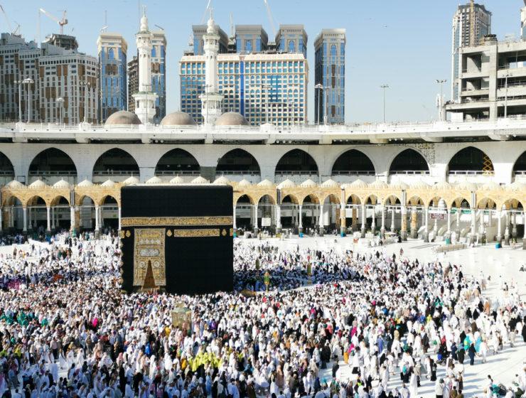 Investasi Ibadah Umrah (Shutterstock)