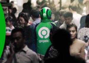 Logo Perusahaan Baru Gojek (Gojek.com).