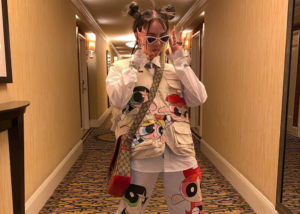Billie Eilish Kerap Gunakan Outfit Nyentrik (Instagram).