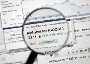 saham google