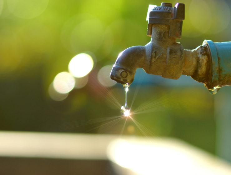 cara menghemat air