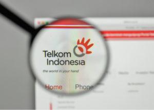 Telkom Perkuat Bisnis Digital (Shutterstock)