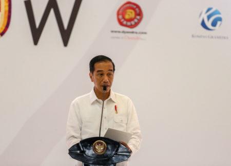 Resmi! Presiden Jokowi Pindahkan Ibukota negara ke Pulau Kalimantan (Shutterstock).