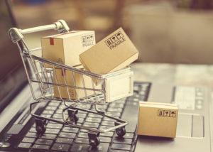 Industri e-commerce (Shutterstock).