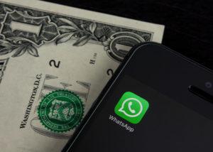 WhatsApp Pay Tawarkan Transfer Uang Lebih Cepat (Shutterstock).