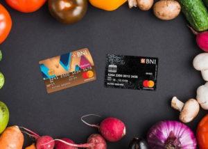 Tarik tunai kartu kredit BNI