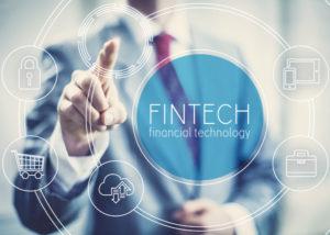 OJK Genjot Fintech (Shutterstock)