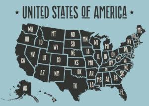 negara bagian amerika serikat
