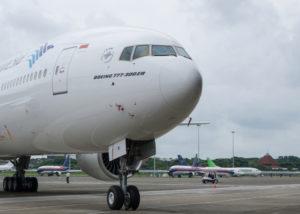 Bisnis Baru Garuda Indonesia (Shutterstock)