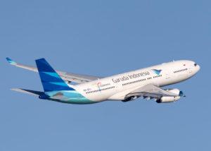 Garuda Indonesia Batalkan Penerbangan (Shutterstock)