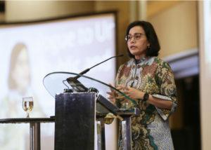 Menteri Keuangan, Sri Mulyani (Shutterstock)