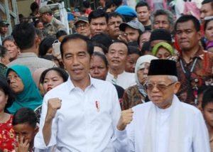 Gaji Menteri Jokowi
