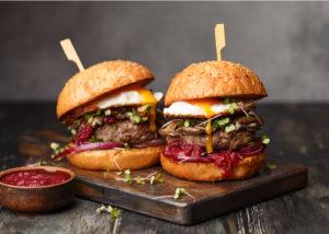 Bisnis Burger (Shutterstock).