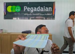 Pegadaian Go Digital (Shutterstock)