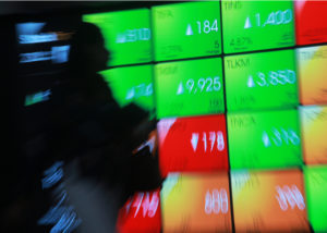 Realisasi Investasi di Indonesia (Shutterstock)
