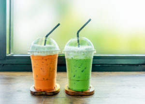 Franchise Thai Tea (Shutterstock)