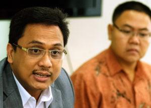 Ketua BPK Agung Firman Sampurna (Tempo/ Imam Sukamto)