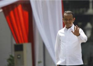 Bahlil Lahadalia Jadi Menteri Investasi (TEMPO).