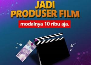 Ruben Onsu, Aditya Gumay, dan KETIX meluncurkan program Produser 10.000 (Instagram).