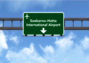 Bandara Soekarno Hatta Terbaik di Dunia (Shutterstock)