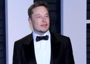 Elon Musk. (Shutterstock)