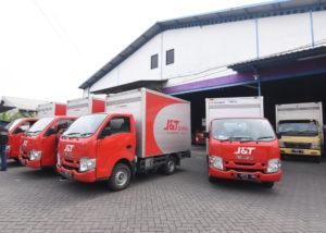 J&T Express Kirim 6 Juta Paket (Shutterstock)