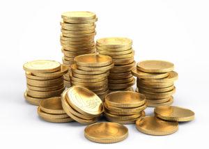 Investasi Emas Marak (Shutterstock)